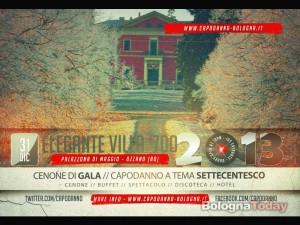 capodanno bologna in villa del settecento palazzona di maggio